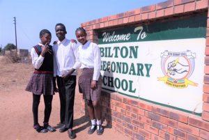 Anton Bilton High School